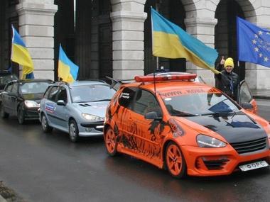 Активист Сергей Коба уехал из Украины 21 января