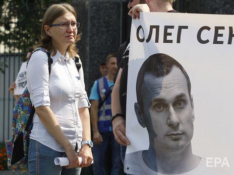 Сенцов в 2015 году был приговорен к 20 годам лишения свободы