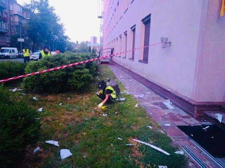 Полицейские квалифицировали происшествие как террористический акт