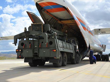 Министерство обороны Турции подтвердило факт начала поставок С-400