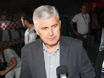 Сопрезидент Боснии и Герцеговины Драган Чович
