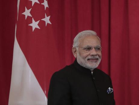 Премьер-министрИндии Нарендра Моди впервые посетит Россию с государственным визитом