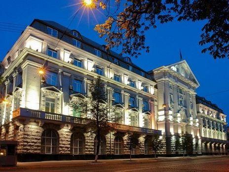 СБУ проводила обыски в Дарницком райсуде Киева