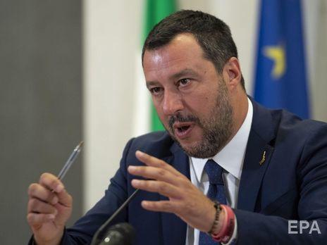 Вице-премьер Италии объявил, что его хотела уничтожить «украинская группировка»