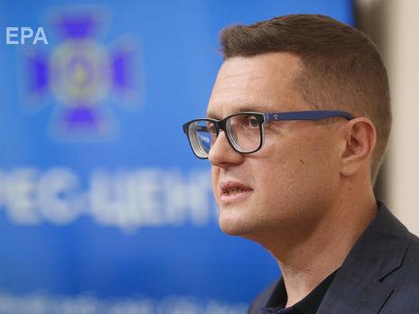 Баканов сказав, що Зеленський не телефонував йому стосовно Годунка