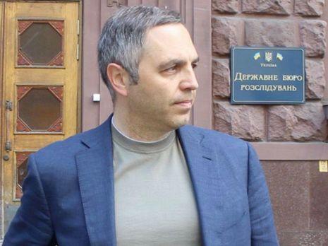 В мае Портнов вернулся в Украину