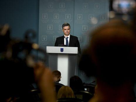 Пристайко: Подбирается новый руководитель миссии Украины в США, как и в остальные посольств