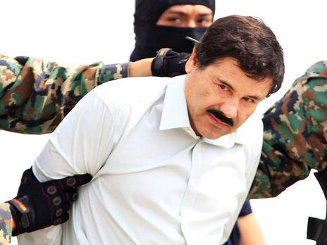 Эль Чапо был арестован в Мексике в 2016 году
