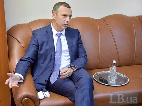 Шефир заявил, что команда президента хочет запустить новый информационно-развлекательный канал