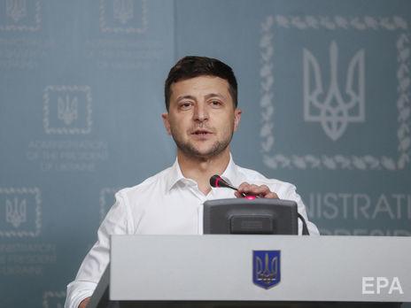 Зеленский сообщил, что прекращает общение с Парубием