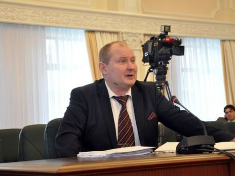 Чаус утік до Молдови у 2016 році