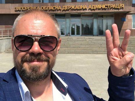 Олешко убили 31 июля 2018 года в Бердянске на глазах у очевидцев