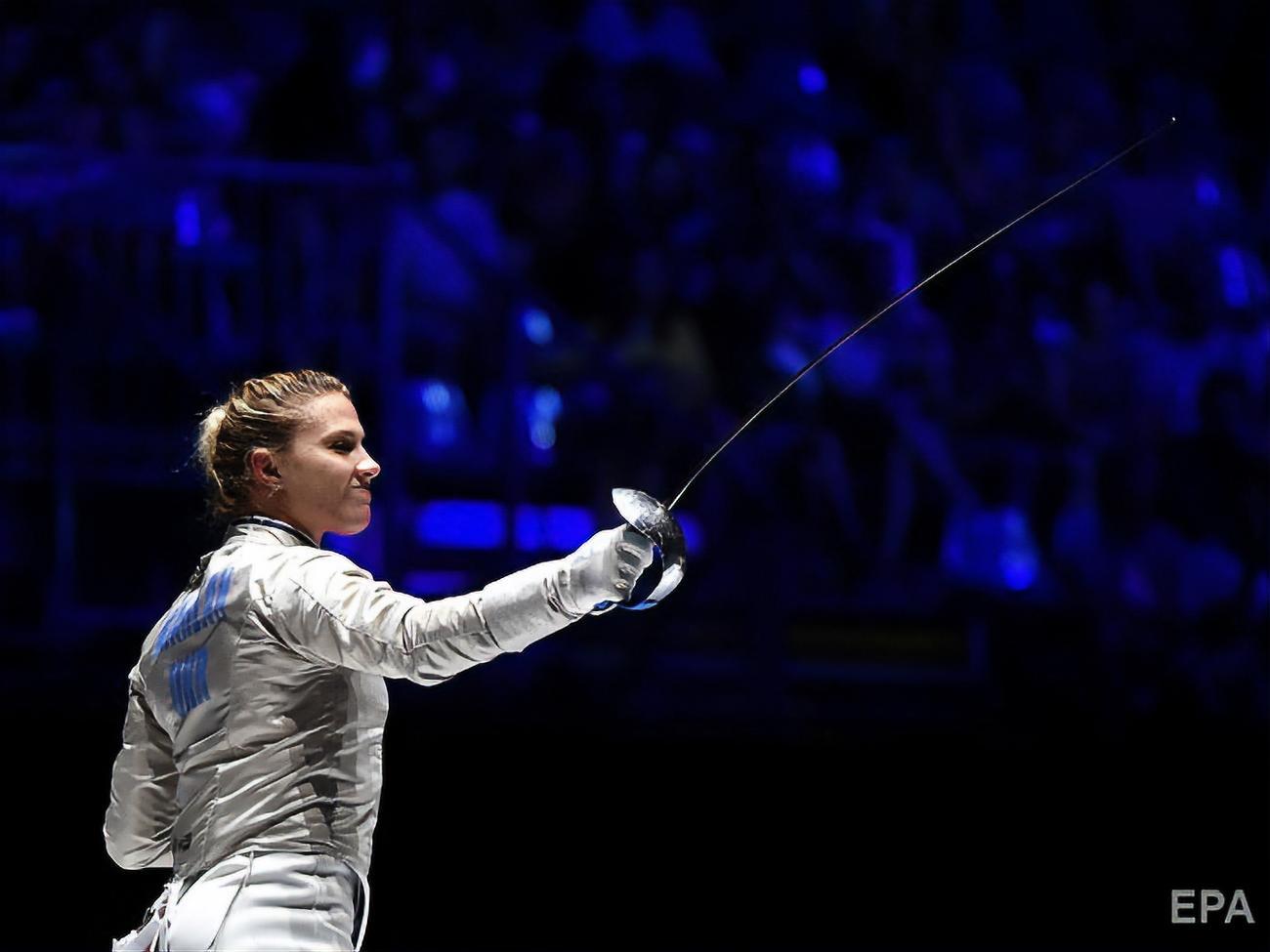 Украинская саблистка Харлан в финале чемпионата мира победила россиянк