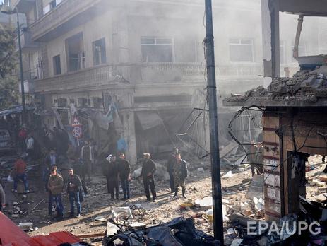 От российских авиаударов погибли около 300 женщин и детей