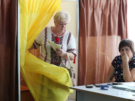 Явка на виборах у Раду становить 49,84%
