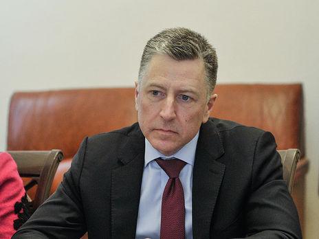 Волкер: Привітання народу України сильний голос за реформи!