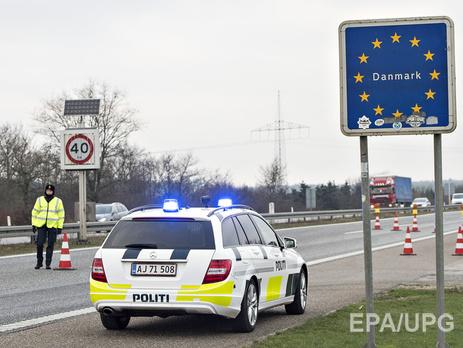 Расмуссен Контроль на границе с Германиейбудет действовать в течение десяти дней
