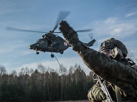 Польская армия должна насчитывать 150 тыс. человек— Министр обороны Польши