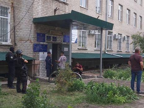 Мажоритарный округ №106 находится в Луганской области