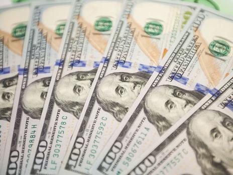 В долларовом эквиваленте госдолг Украины возрос