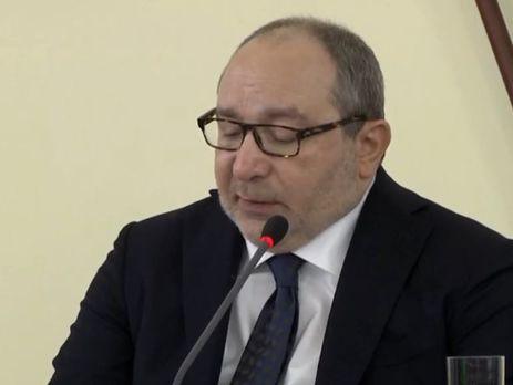 Кернес: Мне задают вопрос, как это происходит в городе Харькове, что мы все делаем для людей, много чего хорошего, красивого, а Черняк на сессии горсовета говорит, что мы тупые