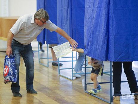 На окрузі №69 перераховують голоси