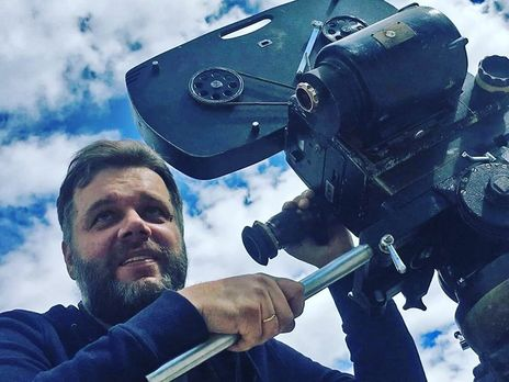Слабошпицький не відкинув, що фільм про Чорнобиль стане його останньою українською роботою