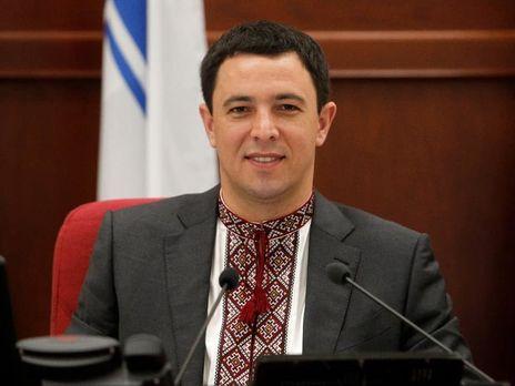 Прокопив стал секретарем Киевсовета в декабре 2015 года
