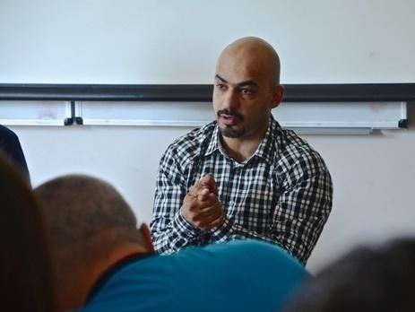 Найем:В Хмельницком реформа МВД началась намного раньше, чем по всей стране
