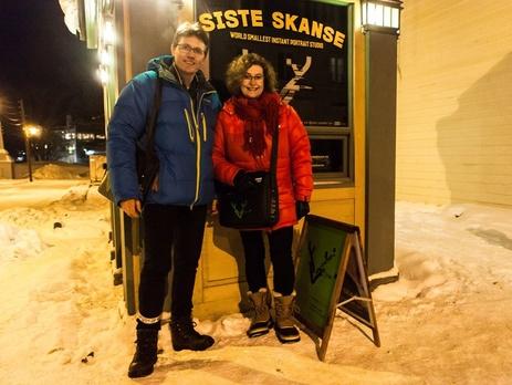 ВНорвегии открылся самый небольшой вмире кинотеатр
