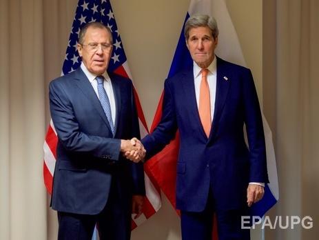 Лавров: Российская Федерация готова «более плотно» координировать свои действия вСирии сСША