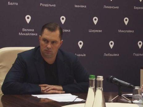 У НАПК заявили, що Головін задекларував недостовірну інформацію