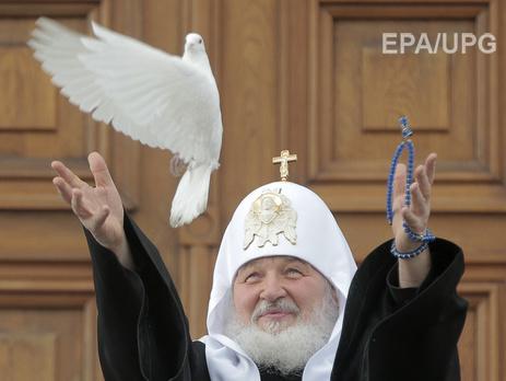 Патриарх Кирилл рассказал о церковных проблемах в Украине