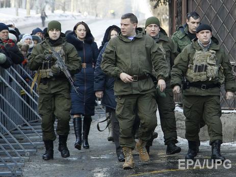 Разведка'Власти ДНР не могут обеспечить население медпомощью