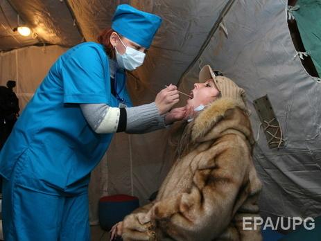 Крым приближается кэпидпорогу: свиным гриппом больны 11 человек