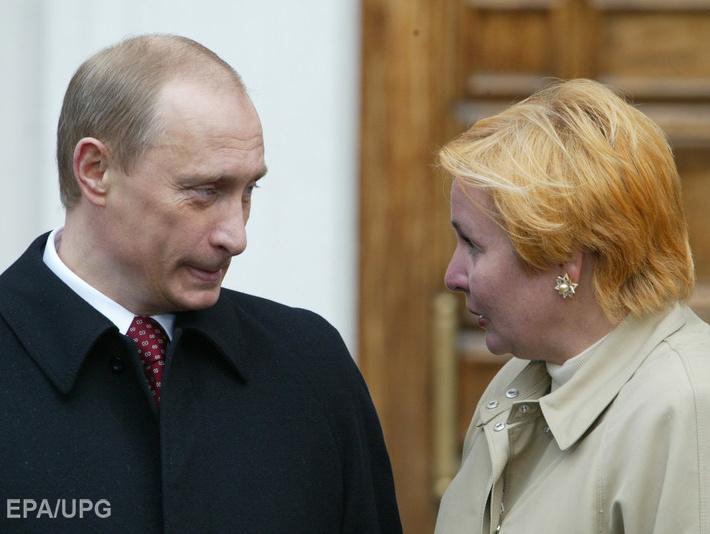 Путин и Кабаева: свадьба, венчание, фото Личная