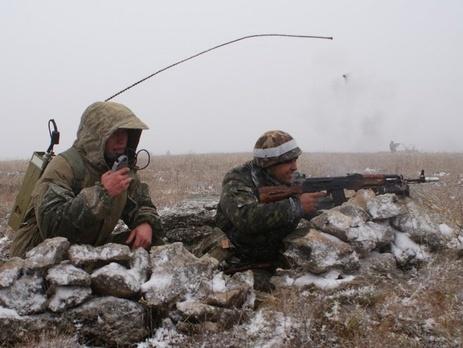 Штаб АТО: русские военные «обкатывают» новых наемников вбоевых условиях