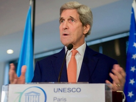 «Дамаск стремится квоенному решению конфликта вСирии»— Госсекретарь США