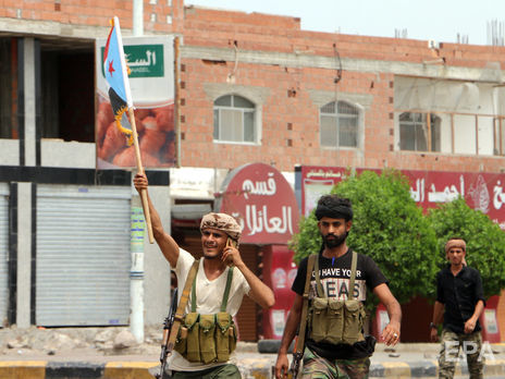 Наюге Йемена достигнуто перемирие ссепаратистами