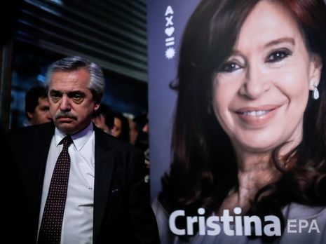 Экс-премьер Фернандес и экс-президент Киршнер имеют хорошие шансы прийти к власти в Аргентине
