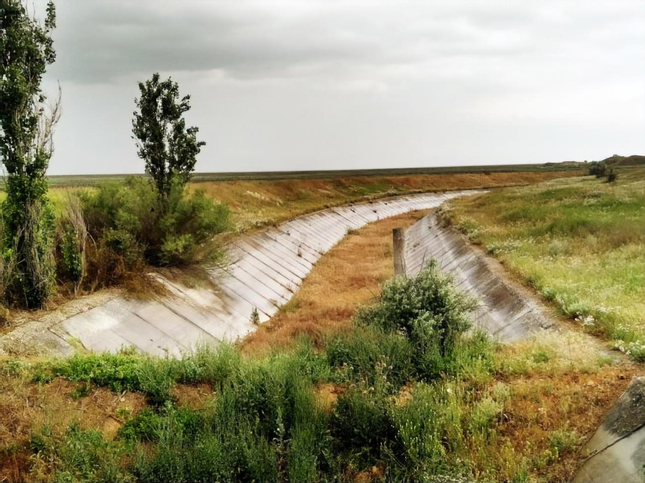 Оккупационные власти Крыма хотят инициировать переговоры с Украиной о поставках воды