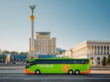 FlixBus німецький лоукостер