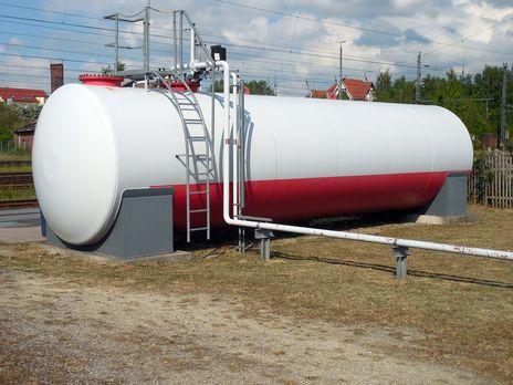 Запаси дизпалива в Україні становлять приблизно 600 тис. тонн