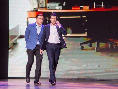 Великий (слева) заявлял, что с 2009 года готовился пародировать Зеленского, даже не догадываясь, что тот однажды станет президентом