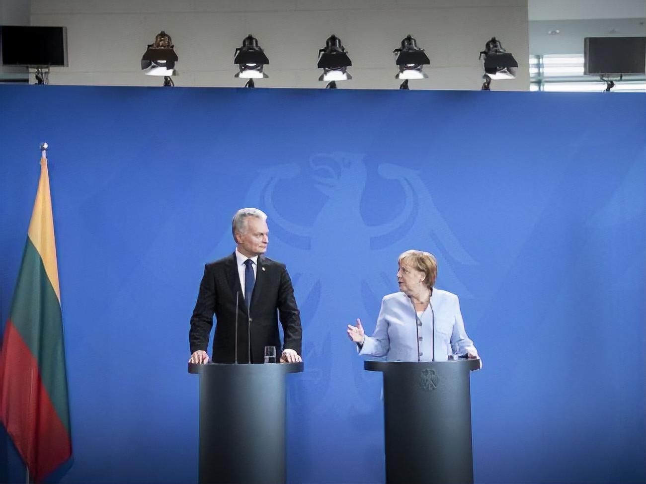 Меркель заявила, что до реализации Минских соглашений полномасштабное