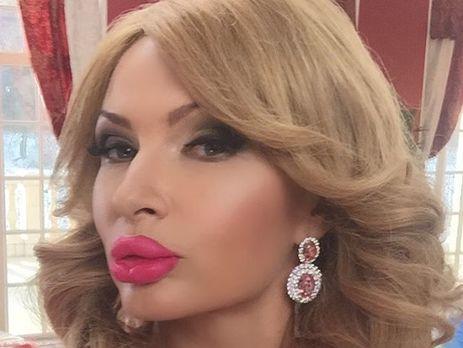 Блондинка знджи актриса