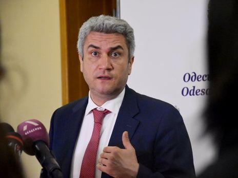 Голова Одеської облради Анатолій Урбанський назвав абсурдною заяву, за якою відкрили провадження про розтрату