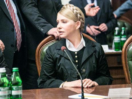 Тимошенко в 2014 году:Можем ли мы противостоять Путину в Крыму?