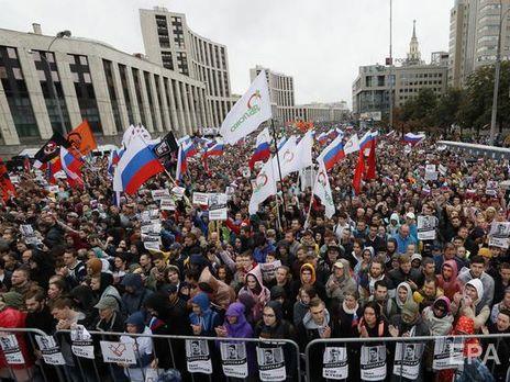 """Сотні протестувальників проти """"формули Штайнмаєра"""" зібралися на Майдані - Цензор.НЕТ 1833"""
