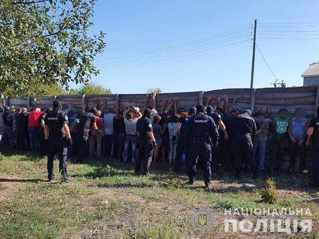 Для прекращения конфликта пришлось привлекать спецподразделение полиции